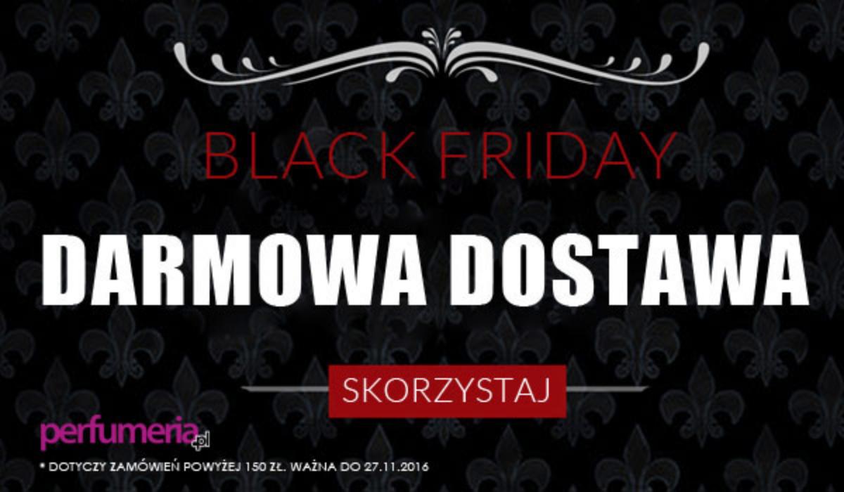 Darmowa Wysyłka Black Friday